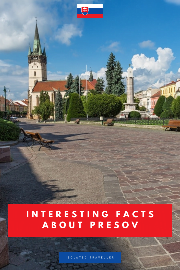 Facts About Presov