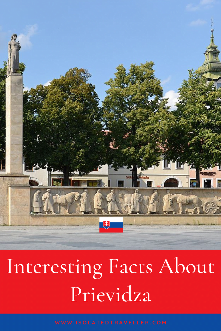 Facts About Prievidza