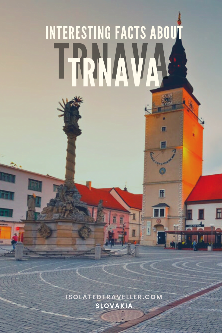 Facts About Trnava