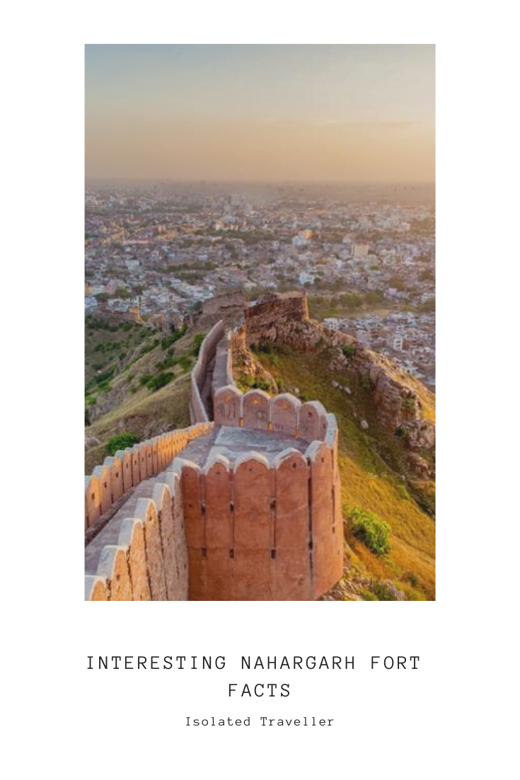 Nahargarh Fort  Facts