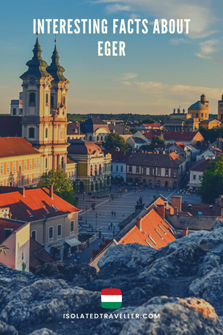 Facts About Eger