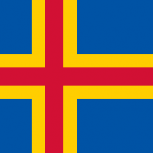 Flag of Nordic Council Aland Island Flag Flag of Nordic Council