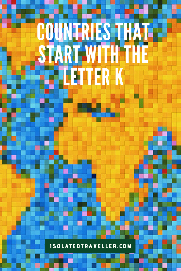 Countries That Start With The Letter K
