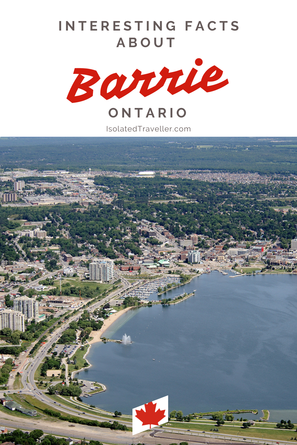 Facts About Barrie