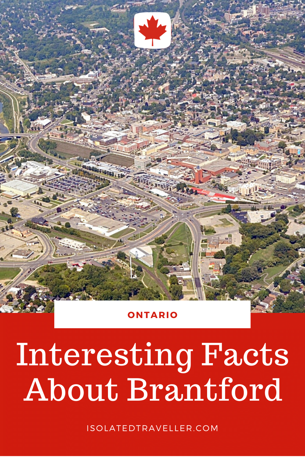 Facts About Brantford