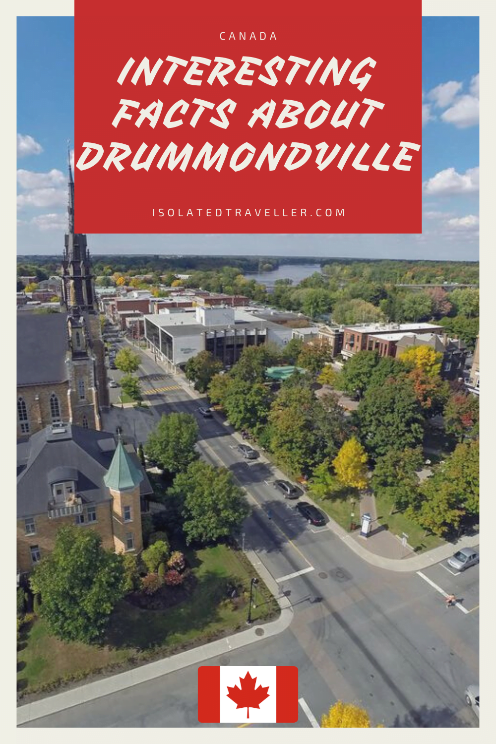 Facts About Drummondville