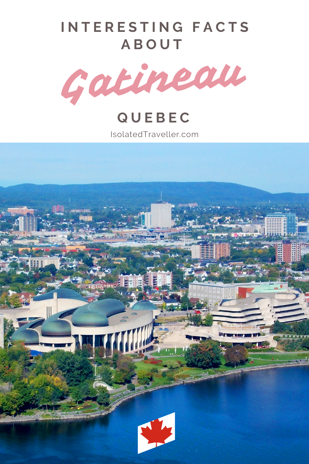 Facts About Gatineau