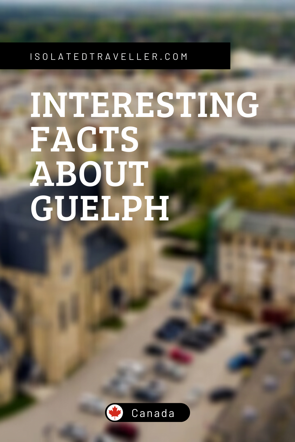 Facts About Guelph