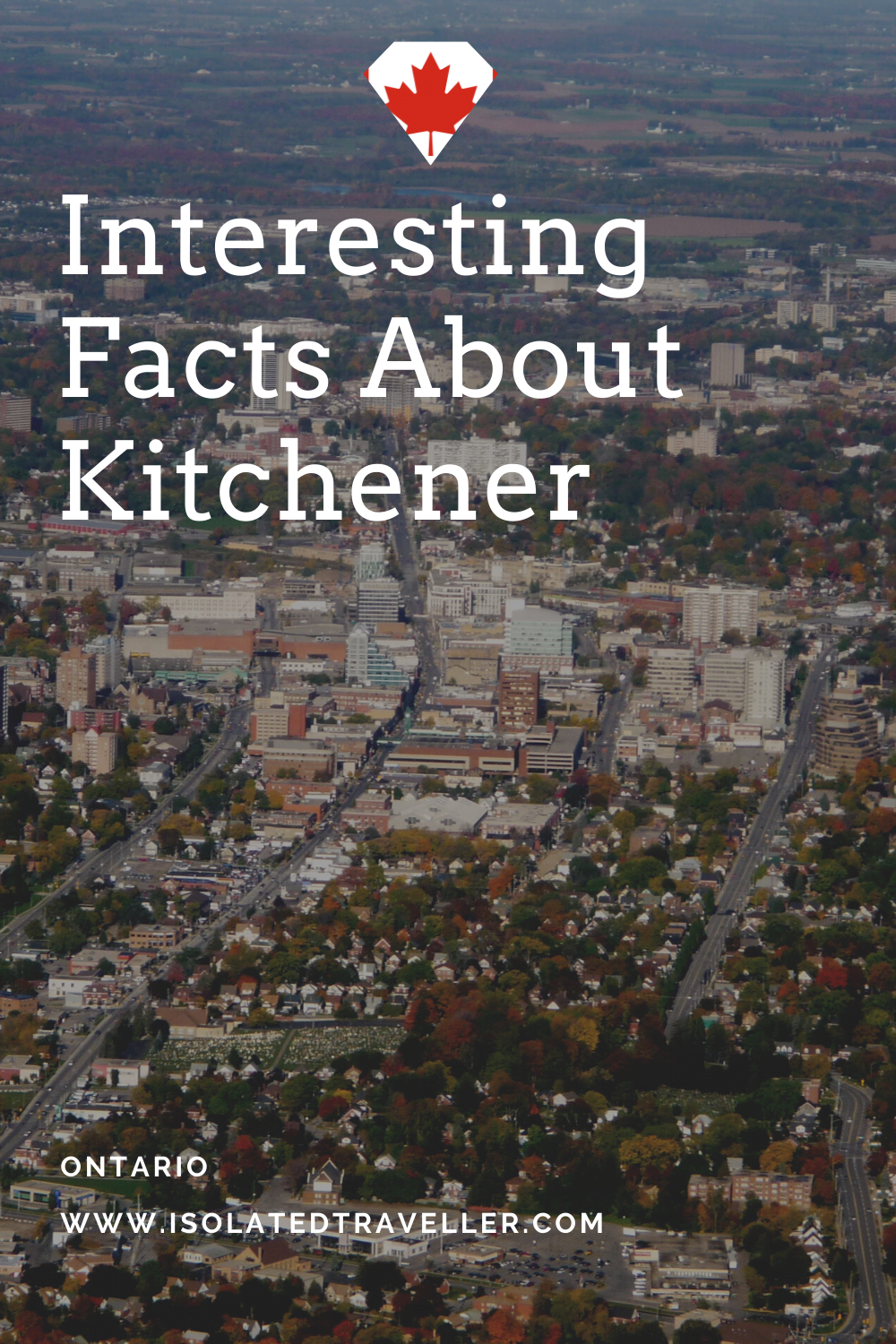 Facts About Kitchener