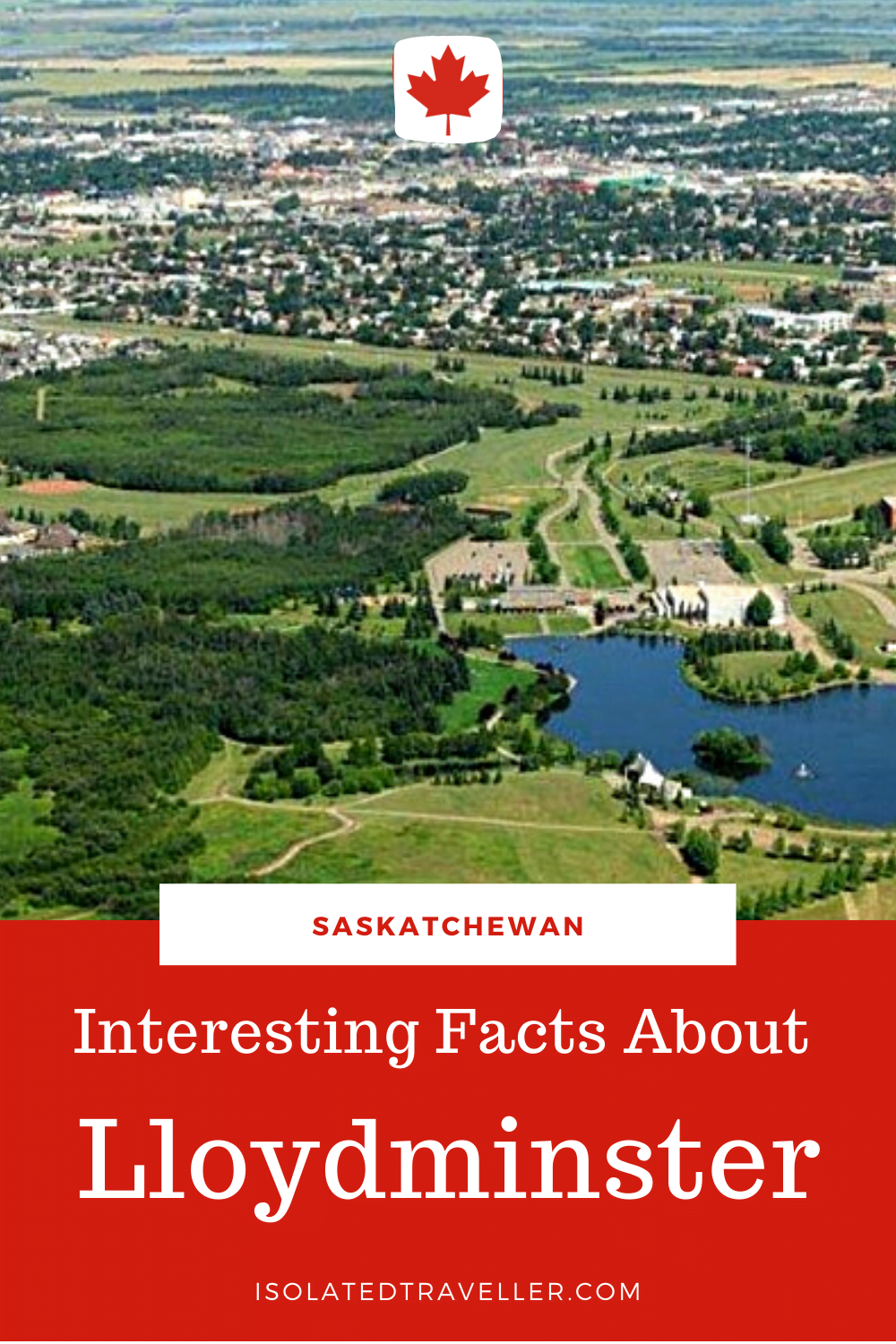 Facts About Lloydminster