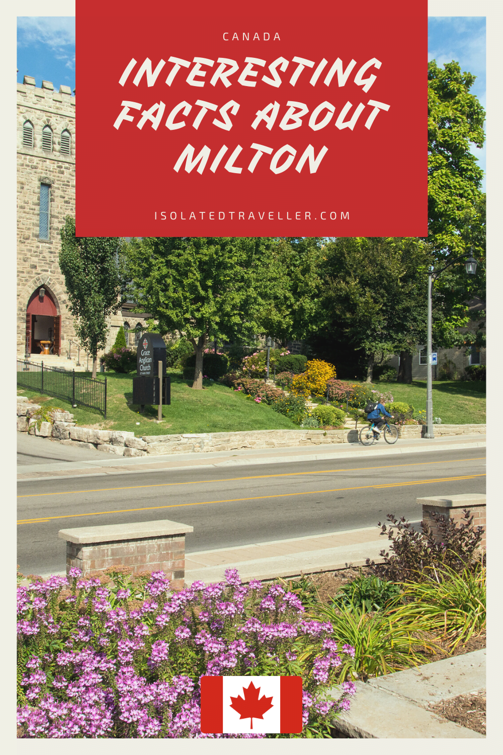 Facts About Milton