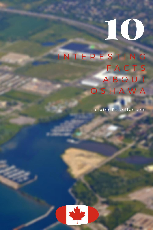 Facts About Oshawa
