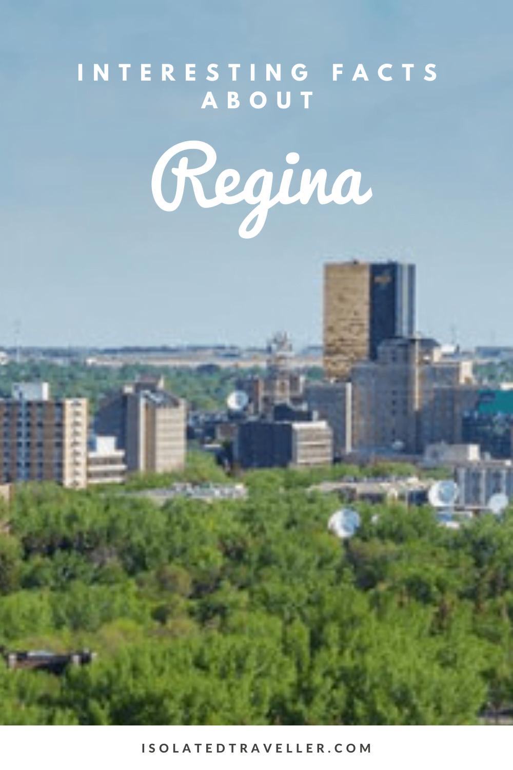 Facts About Regina