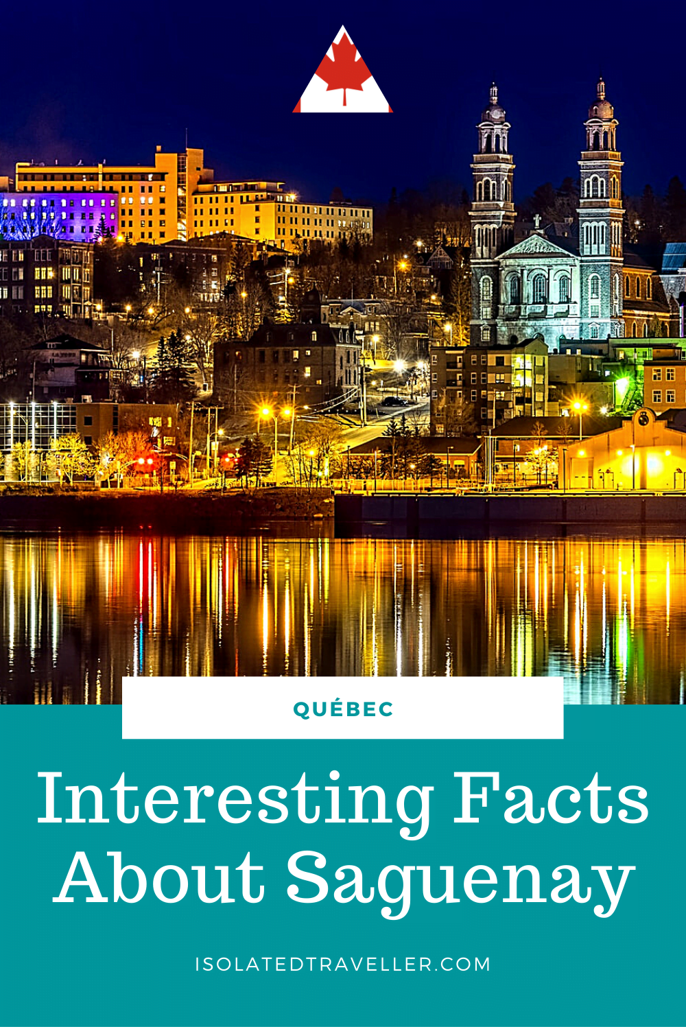 Facts About Saguenay