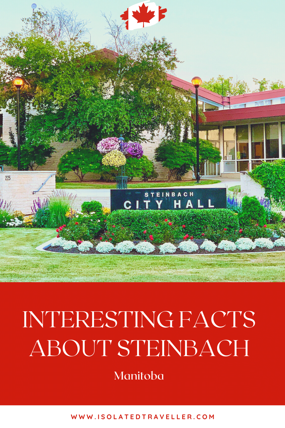 Facts About Steinbach