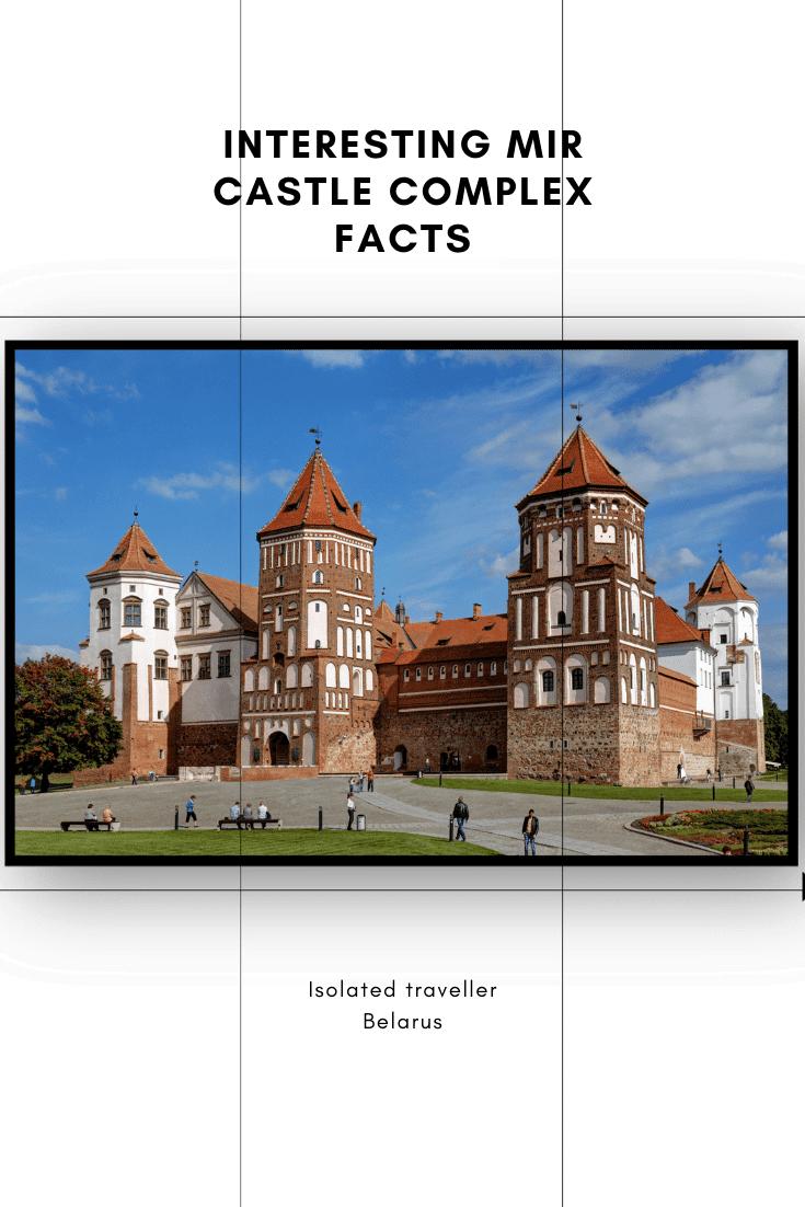 Mir Castle Complex Facts