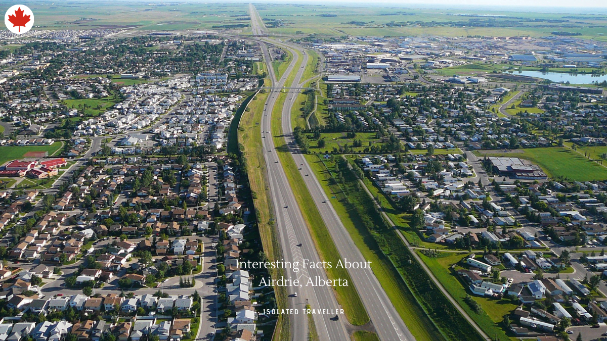 Facts About Airdrie, Alberta