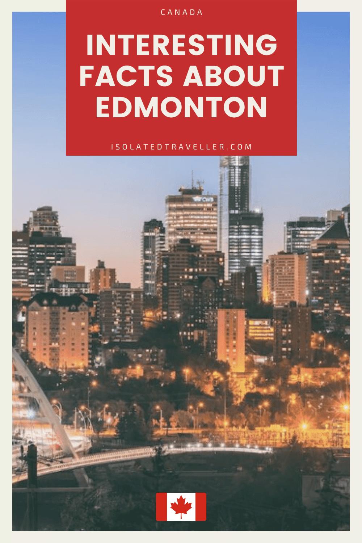 Facts About Edmonton