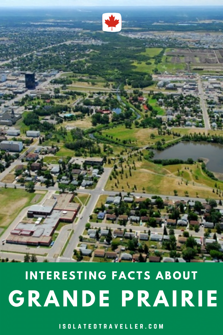 Facts About Grande Prairie