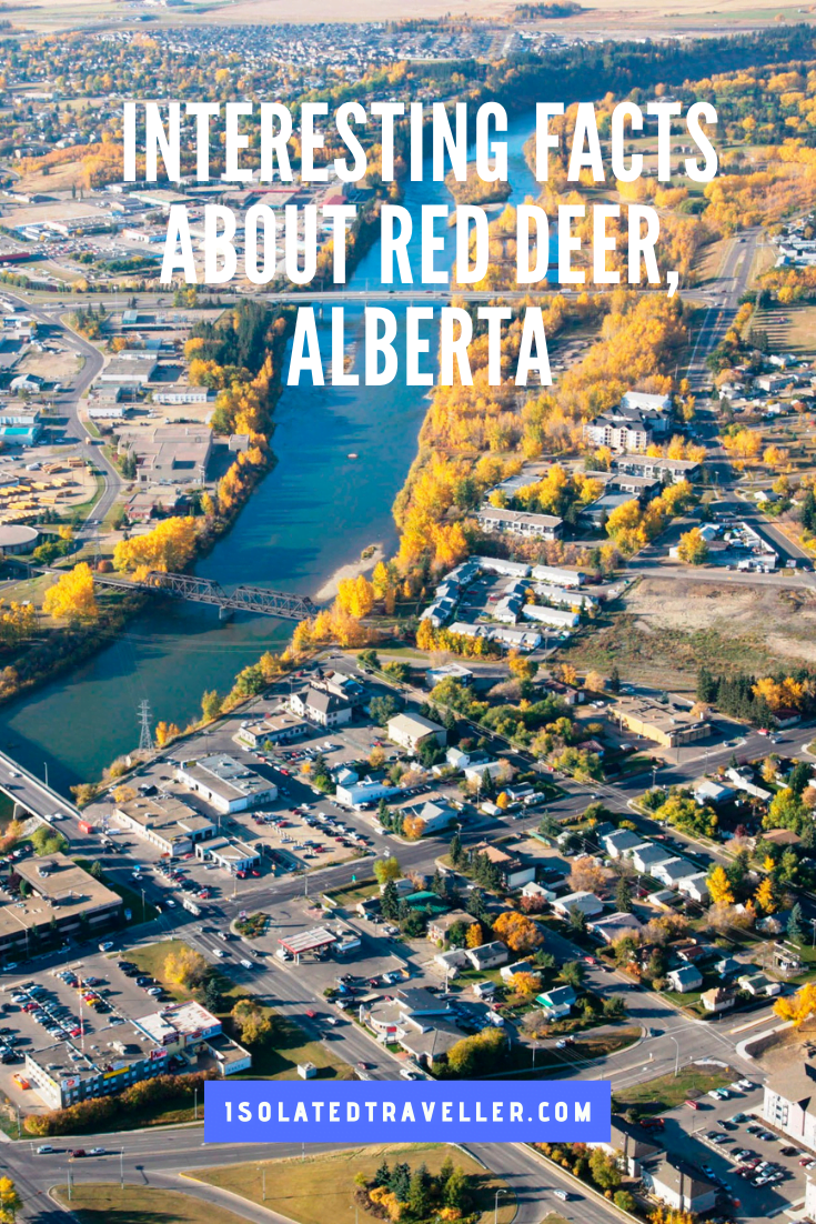 Facts About Red Deer, Alberta