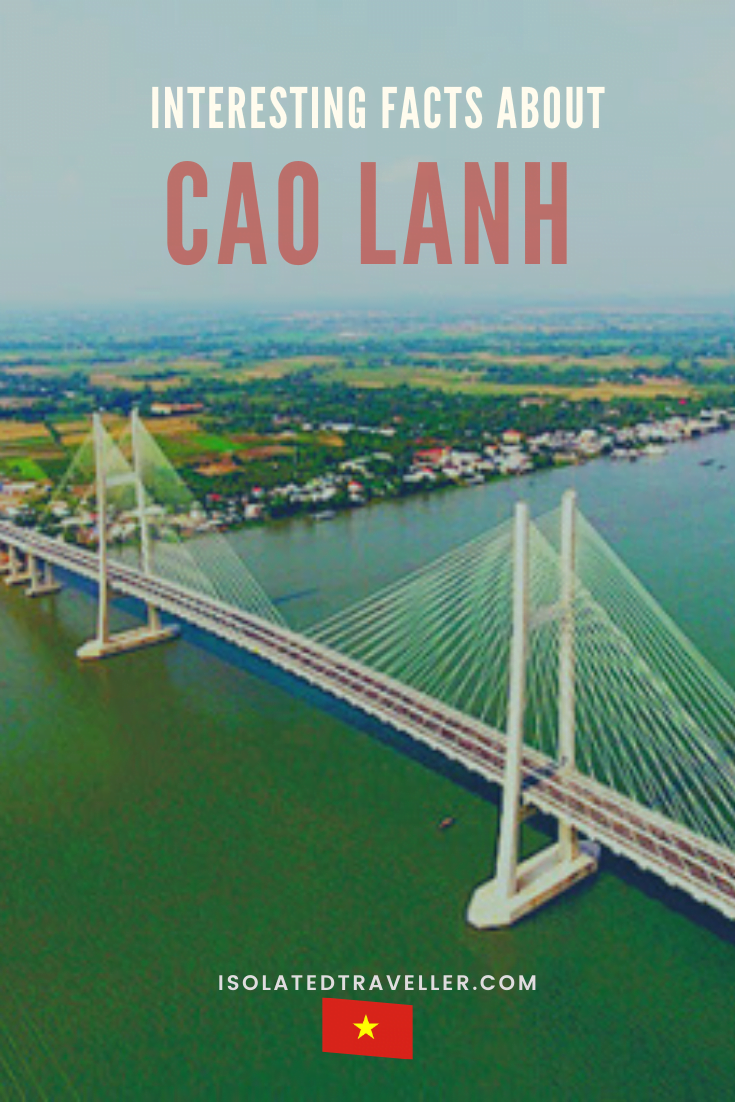 Facts About Cao Lanh