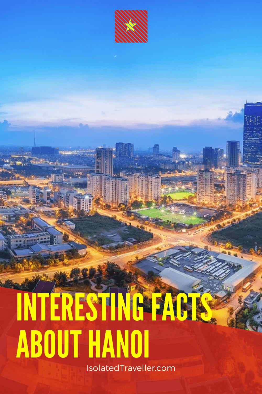 Hanoi Facts