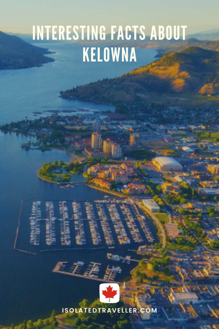 Facts About Kelowna