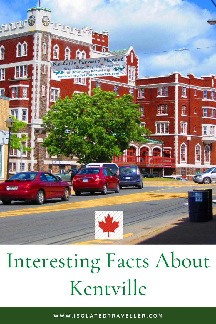 Facts About Kentville