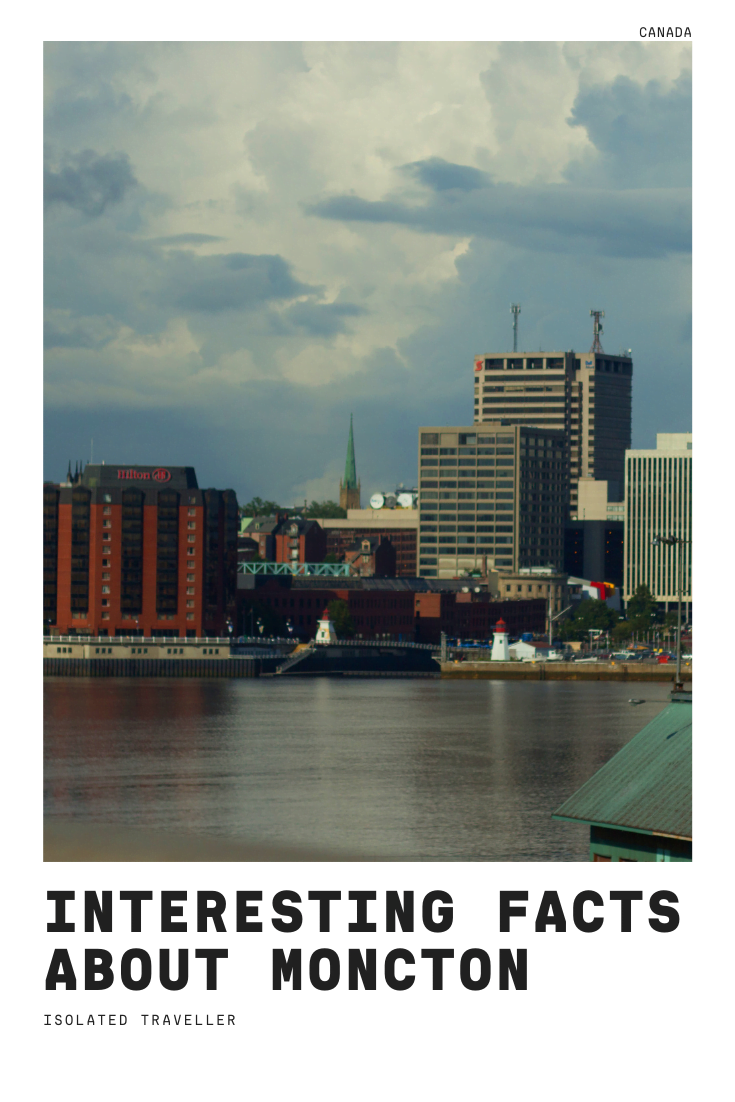 Facts About Moncton