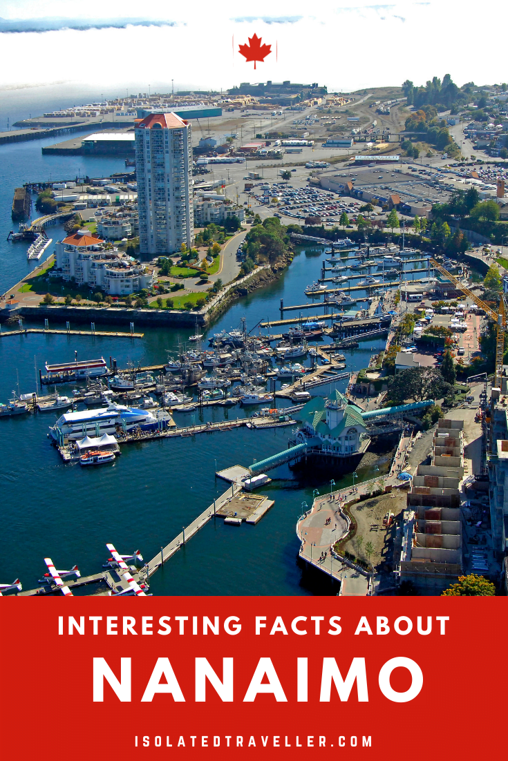 Facts About Nanaimo