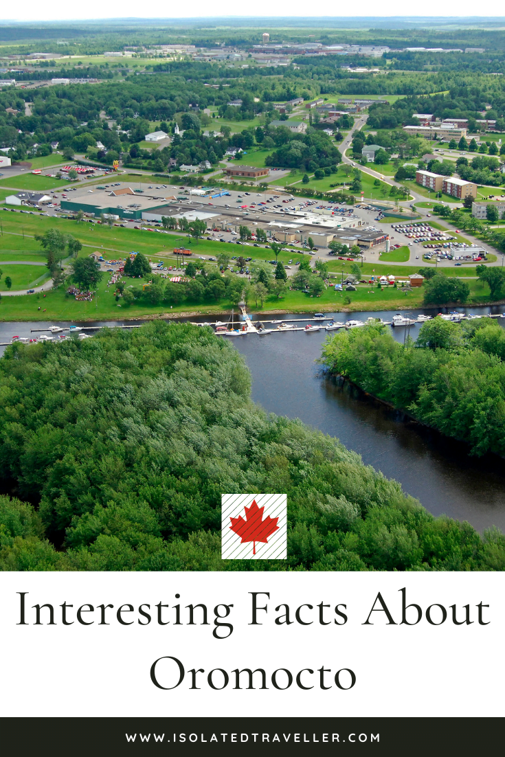 Facts About Oromocto