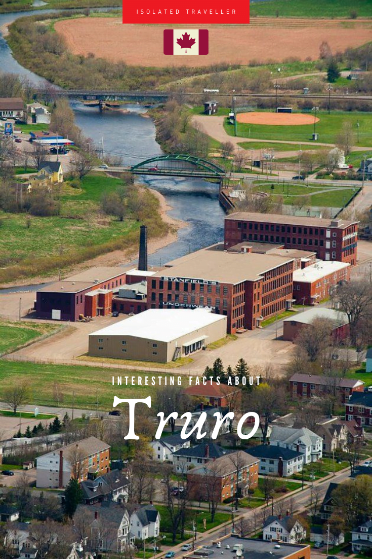 Facts About Truro