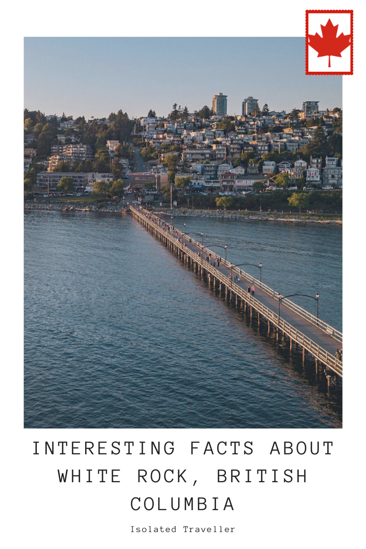 Facts About White Rock, British Columbia