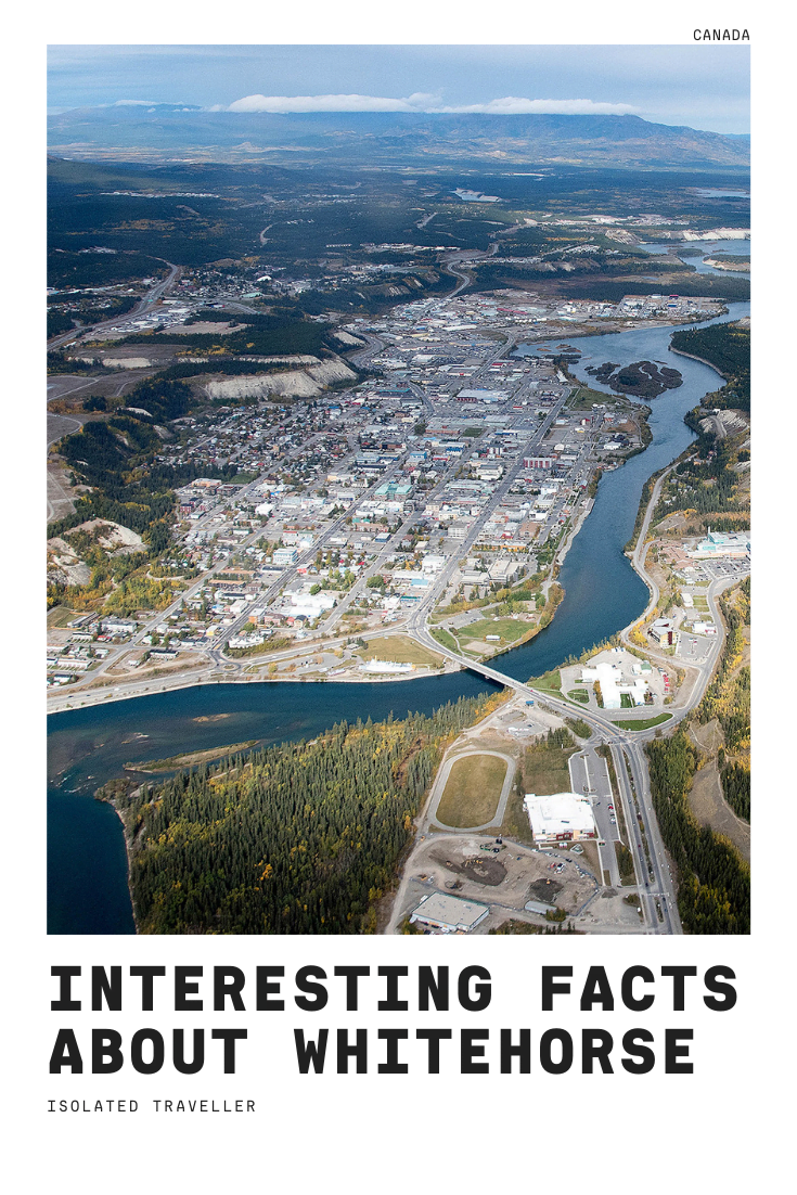 Facts About Whitehorse