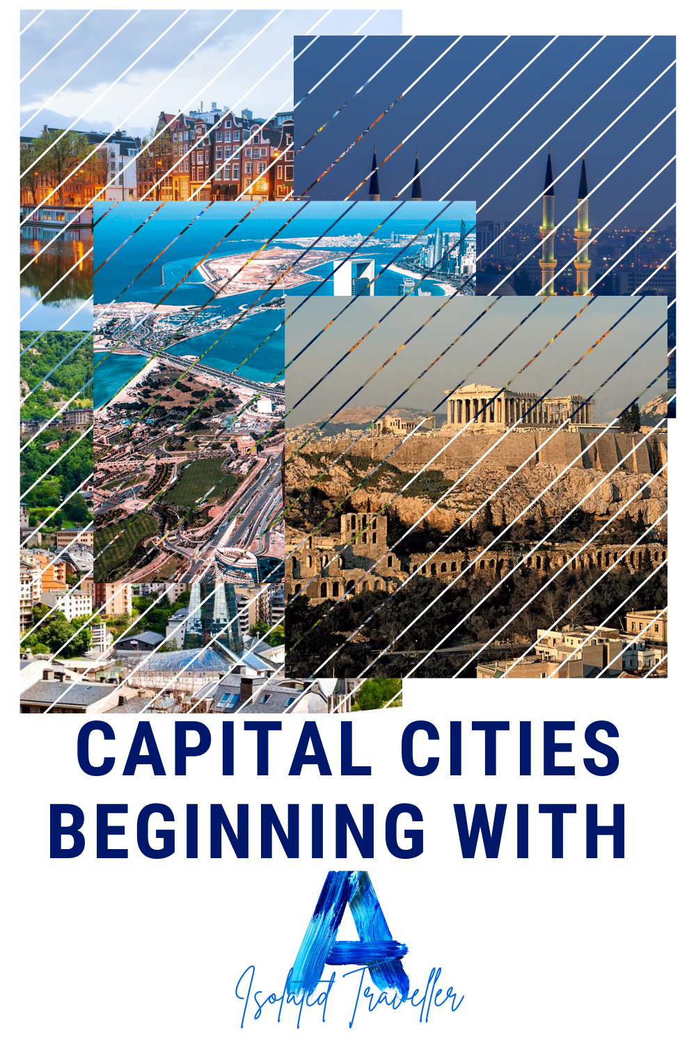 Capital Cities beginning with A