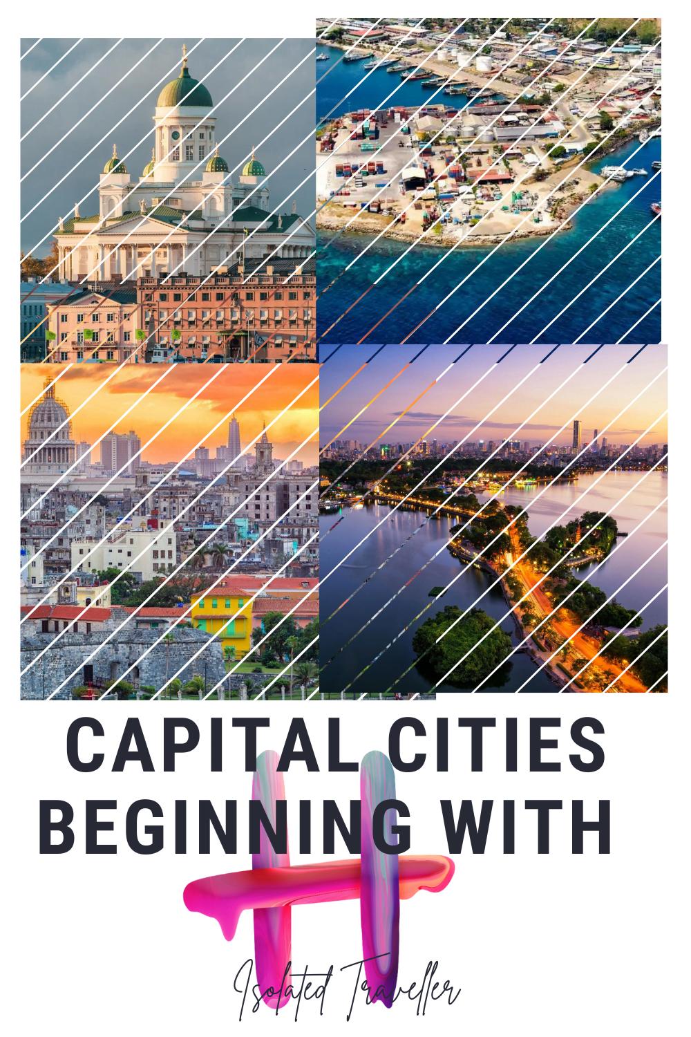 Capital Cities beginning with H