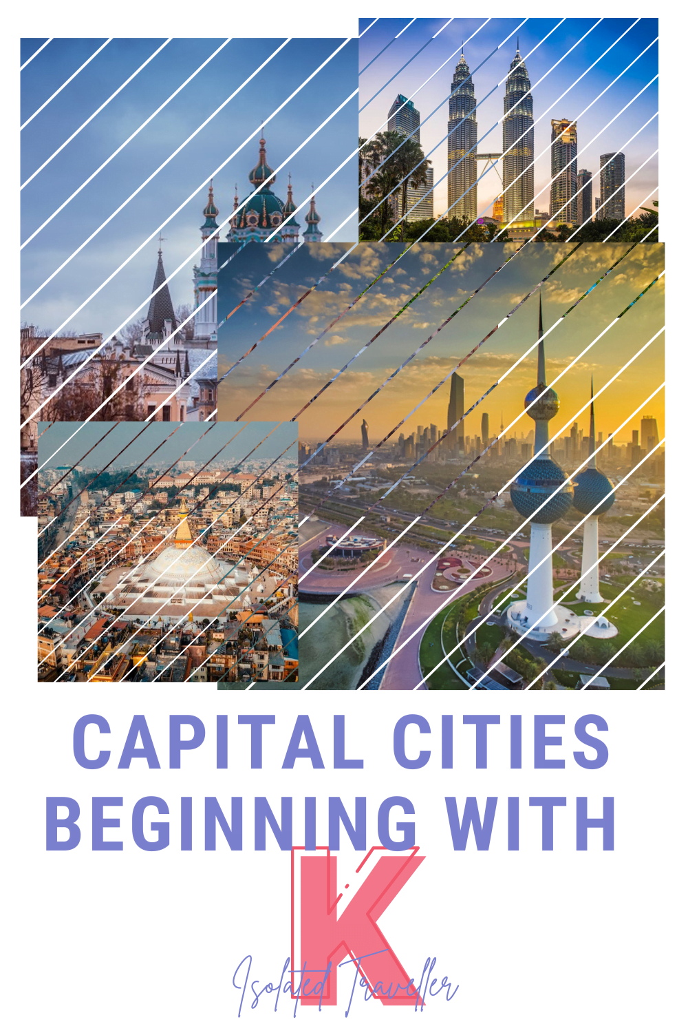 Capital Cities beginning with K