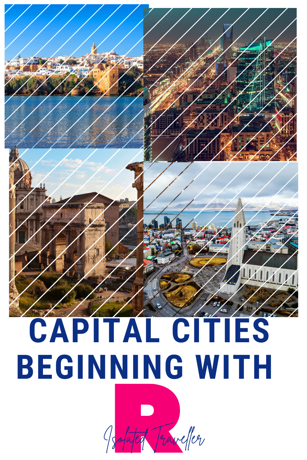 Capital Cities beginning with R