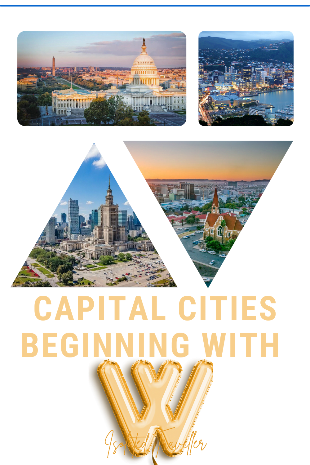 Capital Cities beginning with W