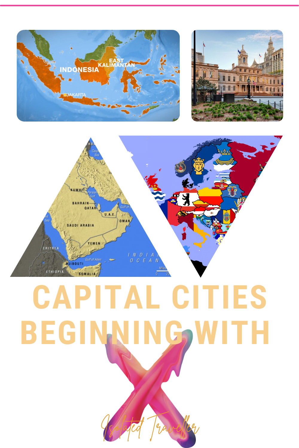 Capital Cities beginning with x