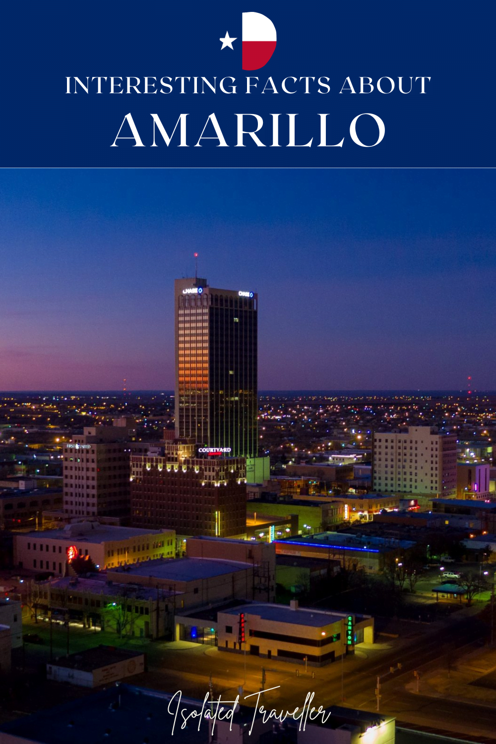 Facts About Amarillo