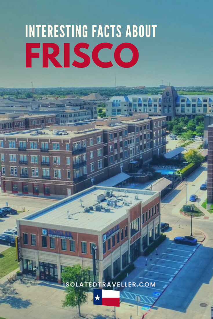 Facts About Frisco
