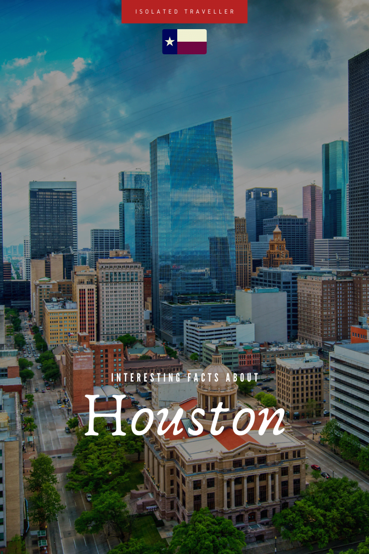 Facts About Houston