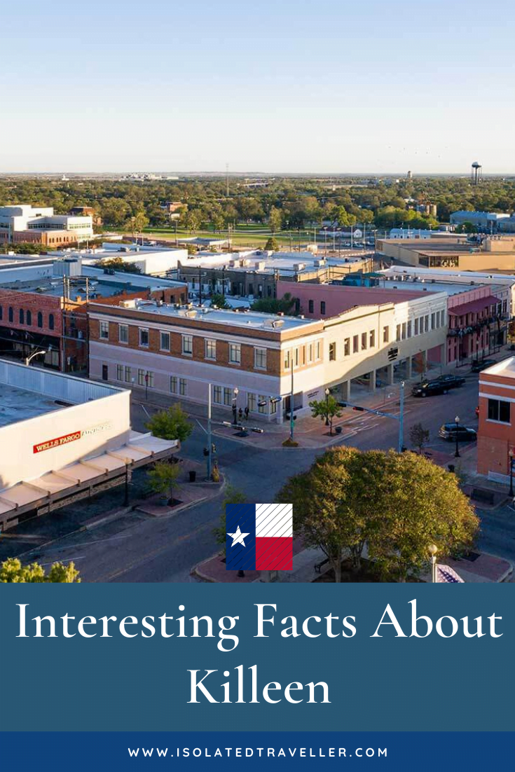 Facts About Killeen