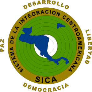 Logo of the Central American Integration System